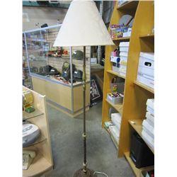 ANTIQUE FLOOR LAMP - REWIRED
