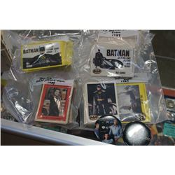 VINTAGE BATMAN COLLECTIBLES