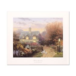 Open Gate Sussex by Kinkade (1958-2012)