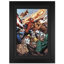 Spider-Man & The Secret Wars #3 by Stan Lee - Marvel Comics
