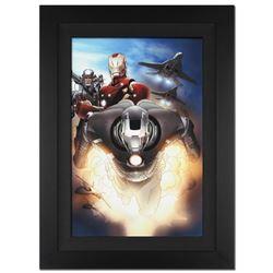 Iron Man 2.0 #7 by Stan Lee - Marvel Comics