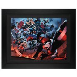 Siege #3 by Stan Lee - Marvel Comics