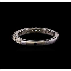 0.30 ctw Diamond Ring - 18KT White Gold