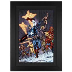 Avengers/Invader #11 by Stan Lee - Marvel Comics