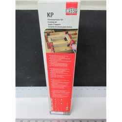 New Bessey KP Framing Set / BES KP / 4 Blocks