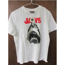 New Boy's Jaws T-Shirt size Large