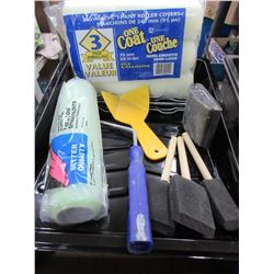 Painting Bundle includes Tray & Inserts , Rollers and more