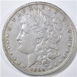1894-O MORGAN DOLLAR XF