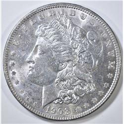 1903 MORGAN DOLLAR BU