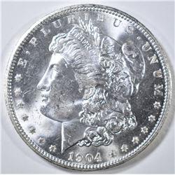1904-O MORGAN DOLLAR GEM BU