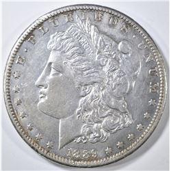 1889-CC MORGAN DOLLAR CH AU