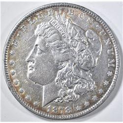 1878 7TF REV 78 MORGAN DOLLAR XF/AU