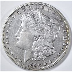 1896-S MORGAN DOLLAR XF