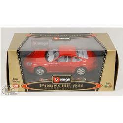 BURAGO PORSCHE 911 CARRERA