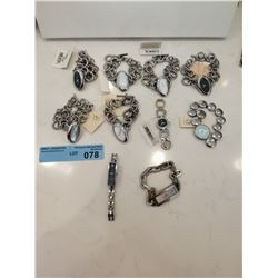 LOT OF 10 X CK WOMENS WATCHES