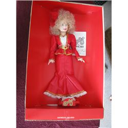 LIMITED EDITION DOLLY PARTON DOLL
