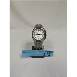 DIESEL DZ1081 SOLID STAINLESS STEEL WATCH