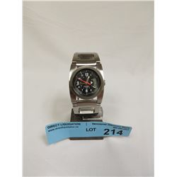 DIESEL DZ4095 SOLID STAINLESS STEEL WATCH