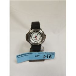 DIESEL DZ4070 SOLID STAINLESS STEEL WATCH