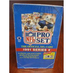 1991 NFL PRO SET SERIES