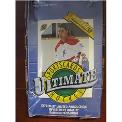 1991 ULTIMATE HOCKEY DRAFT PICKS