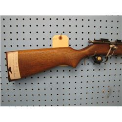 g089... Cooey model 39 bolt action 22 caliber single shot with scope bases
