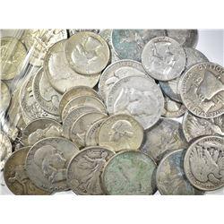 $15.00 FACE VALUE 90% SILVER COINS