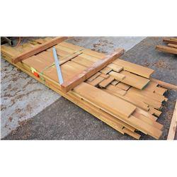 "White Oak Bundle, 308 Total Board Ft, 1"" x 10' Ave Per Piece"
