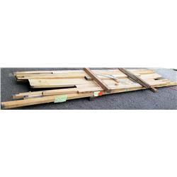 "White Oak Bundle, 73 Total Board Ft, 2"" x 11' Ave Per Piece"