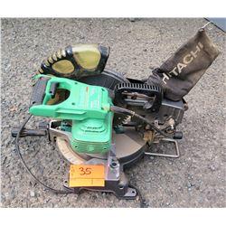 Hitachi C10FCE2 Compound Miter Saw