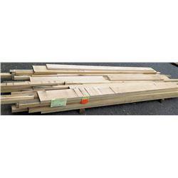 "Maple Bundle, 293 Total Board Ft, 2"" x 11' Ave Per Piece"