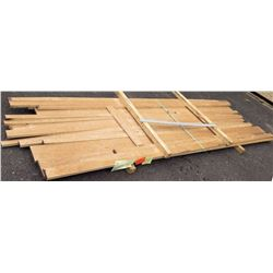 Maple Bundle, 37 Total Board Ft, 1  x 11' Ave Per Piece