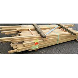 "White Oak Bundle, 420 Total Board Ft, 2"" x 9' Ave Per Piece"