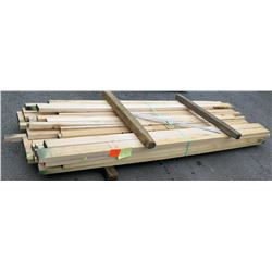 Maple Bundle, 200 Total Board Ft, 2  x 10' Ave Per Piece