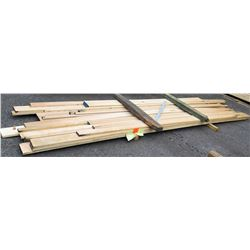 "Maple Bundle, 140 Total Board Ft, 1"" x 14' Ave Per Piece"