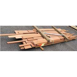 "Wood Bundle, 240 Total Board Ft, 1"" x 10' Ave Per Piece"