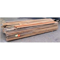 Teak Wood Bundle