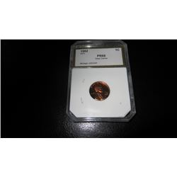 1962 USA 1 Cent