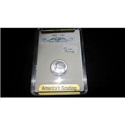 1950 USA 10 Cent