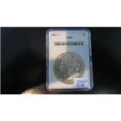 1883-S USA 1 Dollar