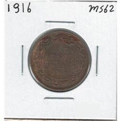 1916 Canada 1 Cent