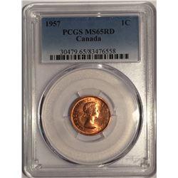 1957 Canada 1 Cent