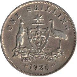 1926 Australia Shilling