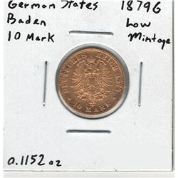 1879-G German Gold Coin