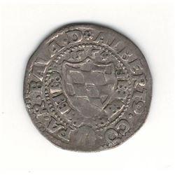 1554 German 3 Kreuzer