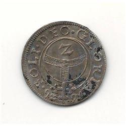 1626 German 2 Kreuzer