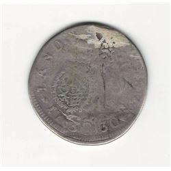 1730 German 30 Kreuzer