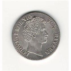 1830 German 6 Kreuzer