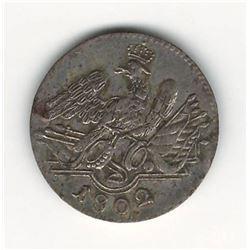 1802 German 3 Kreuzer