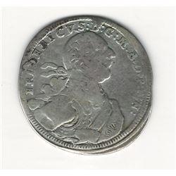 1735 German 30 Kreuzer